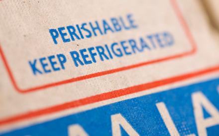 perishable food box